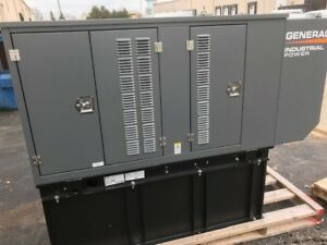 Generac Industrial Power 50 60kw Diesel Power Stndby Generator 3 Phase 277 480
