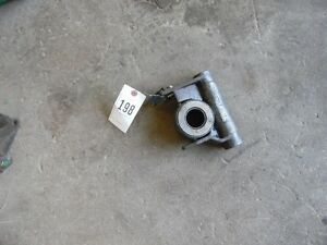 Jd 2010 Tractor Throwout Bearing W engagement Fork Part T12538t Tag 198