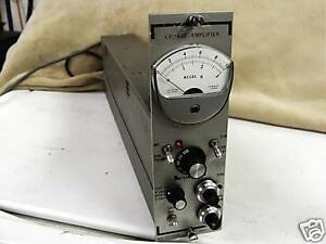 Unholtz dickie Model D22 Pmst 8 Charge Amplifier