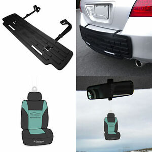 Rear Bumper Protective Guard For Car Suv Van Truck W Free Gift