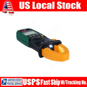 Aimo Ms2108a Range Digital Clamp Meter Multimeter Ac dc Current Tester Lcd 4k