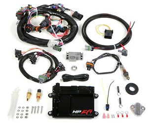 Holley 550 604 Universal V8 Hp Efi Ecu Harness Kit