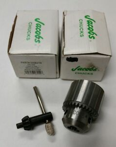 Jacobs Chuck 2a C k lot Of 3