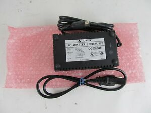 Umec Up0403a 01p Ac Adapter 5v 12v 12v 36 Watt Triple Output Power Supply