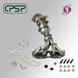 Cpsp Exhaust Manifold W ith Catalytic Converter For 2007 2013 Nis