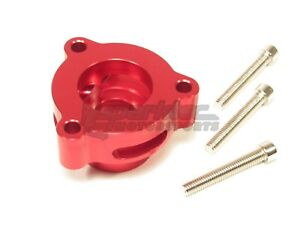 Dfj Turbo Blow Off Valve Adapter Bov Red Ford Mustang Fusion Fiesta Escape New