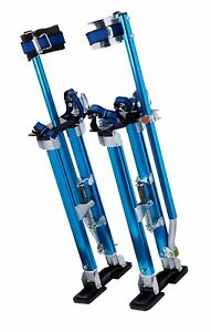 1121 Pentagon Tool Professional 24 40 Blue Drywall Stilts Hi Top Daily Deal