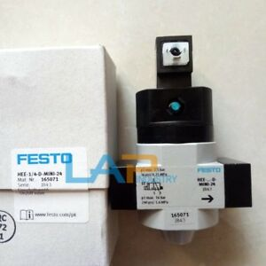 1pc New For Festo Solenoid Valve Hee 1 4 d mini 24