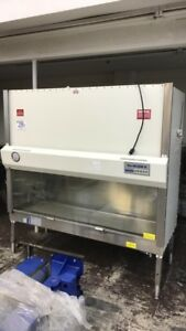 Fume Hood Baker Company Sterilgard Ii Sg 600 Safety Cabinet Biological