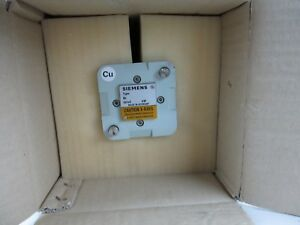 Siemens X ray Tube 60kv 2 2kw Type K Fl Cu 2 K Used In Box Mod 3346694 V7422