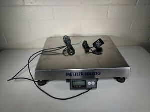 Mettler Toledo Shipping Scale Ps90 150 Lb Capacity Excellent Condition A