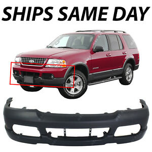 New Primered Front Bumper Cover For 2002 2003 2004 2005 Ford Explorer Sport