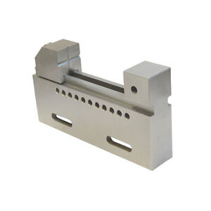 4 Precision Stainless Steel Wire Cut Vise Grinding Emd Milling Lathe 0002