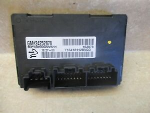 New Genuine Gm 07 14 Gmc Chevrolet Transfer Case Shift Control Module 24252878