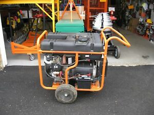 Generac Gp15000e Electric Start Gas Powered Generator