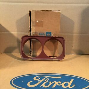 65 Fairlane Nos Oem Ford C5oz 13064 f Bezel Headlight