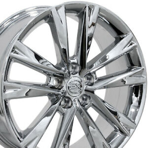 19 Rims Fit Lexus Toyota Rx 350 F Sport Style Chrome Wheel 74279 Set
