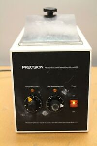 Precision Stainless Steel Water Bath Model 182