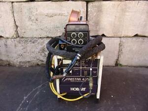 Thermal Arc Fabstar 4030 Welder With Ultrafeed 4000 Wire Feeder Works Great 6