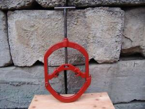 Reed 9 12 Inch Hinged Pipe Cutter Works Fine