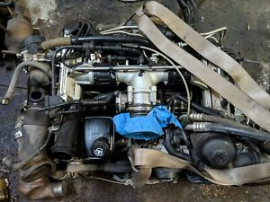 07 13 Porsche 911 Engine Turbo S Motor 3 8l 997 Vin D 18k Miles W Warranty