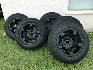 2014 Jeep Wrangler Off Road Tires