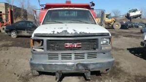 Rear Axle 2wd I beam Front Axle Only Fits 92 02 Chevrolet 3500 Pickup 279949