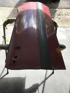 1987 93 Mustang Passenger Side Door Shell Convertible And T Top Gt Lx 1979 93