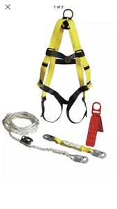 1 roofer s Fall Protection Kit Full Set sala Protecta Compliance In Cana