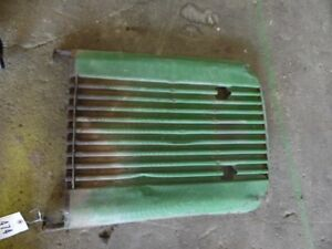 John Deere 1010 Tractor Front Grill Screen Tag 474