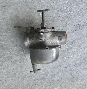 Holley G Model T Ford Carburetor All Steel 1919