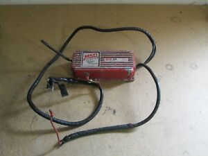 Msd 6a Ignition Module 6200 Multiple Spark Discharge Electronic