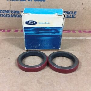 65 72 Galaxie Fairlane Torino Mustang Nos Oem Ford C7oz 3591 a Sector Shaft Seal