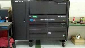Matco 4s Tool Box Side Locker Hutch No Longer Available