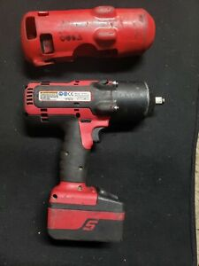 Snap On 1 2in Impact 18v Model Ct7850