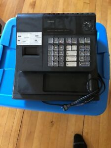 Casio Cash Register Pcr 272 Small Business With Keys Great Condition