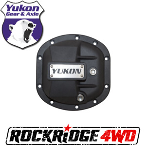 Yukon Hardcore Differential Cover Armor For Dana 30 Front Yhcc d30 Axle D30
