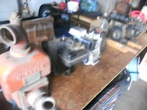 7 Small Vintage Gas Motors David Bradley Briggs And Stration Others