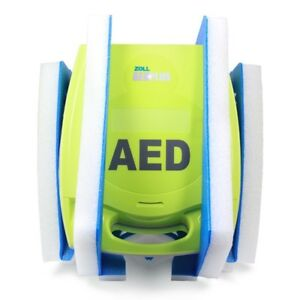 New In Box Zoll Aed Plus Semi automatic 2023 Cpr d Padz 7 Year Warranty