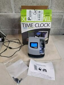 Amano Atomic Pix 95 Electronic Time Clock