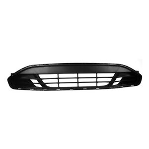 Front Bumper Cover Grille Made Of Plastic For 2010 2012 Ford Taurus 104 02200c