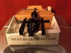 3 Jaw Pilot Bearing Puller Auto Motorcycle Bushing Remover Extractor Tool s