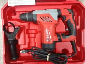 Milwaukee 1 1 8 Sds plus Rotary Hammer Model 5268 21