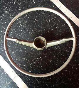 1962 Vintage Oldsmobile Steering Wheel
