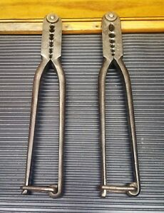 Set Of Mkleen Sons Crimping Pliers Single And Double Crimp
