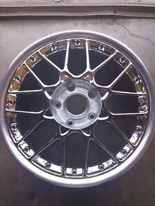 Porsche 993 Narrow Body Genuine Bbs Rs2 Set 4 Of Wheels 8 5x18 Et31 10x18 Et50