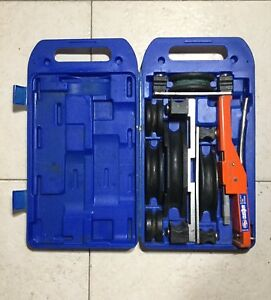 Crossbow Uniweld Rtb118 Ratchet Tube Bender Free And Fast Shipping