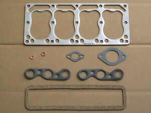 Head Gasket Valve Grind Set For Ih International 154 Cub Lo boy 184 185 Farmall