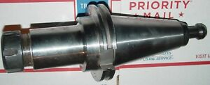 Pioneer Cat50 er32 0500 Collet Chuck 5 Length Excellent Condition