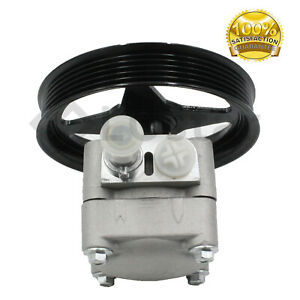 New Power Steering Pump Fits Volvo C70 S60 S70 S80 V70 Xc70 W Pulley 2 0l 2 4l